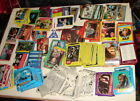 HUGE non sports gum Trading cards 60's 70's 80's movie TV Star Wars sci fi more