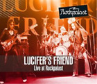 Lucifer's Friend-Live at Rockpalast CD with DVD NEW