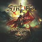 STRIDER-DOMINION OF STEEL CD NEW