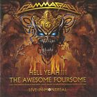 GAMMA RAY-HELL YEAH: LIVE IN MONTREAL (ASIA) CD NEW