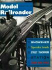Model Railroader Magazine 1000 Issues 1934 till 2017 electronic version