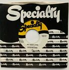 LITTLE RICHARD All Night Long Shake A SPECIALTY 670 REISSUE 45 7 RECORD