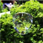 Giant 100MM Apple Faceted CRYSTAL Glass Art Prisms