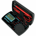Compant Digital Multimeter Lcd Auto Tester Ac Dc Dmm Amp Ohm Diode Continuity