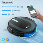 Ultenic D5 WIFI Robotic Vacuum Cleaner Robot Carpet Floor Auto Sweeper 3nd Gen