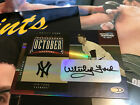Whitey Ford auto 4 5 2004 Donruss autograph OL-19 October Legends Signed WS SSP