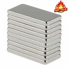 1-50pcs N50 Block Magnet 20x10x2mm Strong Square Neodymium Rare Earth Magnet