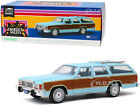 1979 FORD LTD COUNTRY SQUIRE BLUE CHARLIES ANGELS 1976 81 1 18 GREENLIGHT 19066