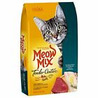 Kitten Cats Dry Food Meow Mix Cat Tender Centers Tuna  Whitefish For All Ages