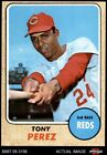 Tony Perez Cards, Rookie Card and Autographed Memorabilia Guide 4