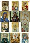 Home Decor Crystal  Diamonds Painting Mosaic Religious Icons For Christmas Gifts