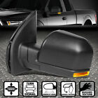 FOR 15 18 FORD F 150 PICKUP TRUCK MANUAL OE STYLE LEFT DRIVER SIDE VIEW MIRROR