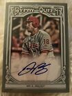 2013 Topps Gypsy Queen Baseball Cards 37