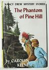 Nancy Drew 1965 First Edition Book Phantom of Pine Hill Hardcover 42 PC Vintage