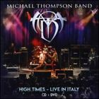 High Times: Live in Italy by Michael Thompson Band: New