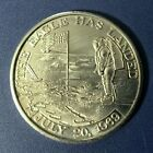 1969 Apollo 11 Moon Landing Mission Medallion GRADE A from Eagle