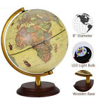Table Desktop Globe Decorative Geographical Earth World Map Globe Gift