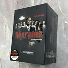 The Sopranos - The Complete Series (DVD, 30-Disc Box Set) Region 1 Brand New