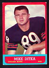 Top 10 Mike Ditka Football Cards 25