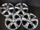 4 Dodge Durango Grand Caravan Journey Chrysler Pacifica Town Wheels Rims+Cap 20