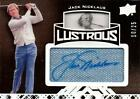 2014 UD Black Jack Nicklaus Lustrous Signatures Shirt