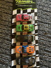 Exxon Days of Thunder Die cast Cars 1990 Complete Set of 5 164 NIP