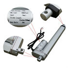 2-18 Inch Stroke Linear Actuator 1500n1000n Max Lift 12v Volt Electric Motor