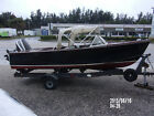 BARN FIND1962 TAFFY 16 Runabout mahogany Wood Boat Motor Trailer