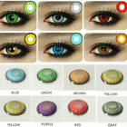 Eyes Lenses Color Care Contact Plastic Tweezers Insert Colored Contacts