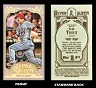 MIKE TROUT - 2012 TOPPS GYPSY QUEEN - MINI of BASE CARD #195 - RC
