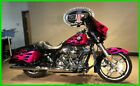 2015 Harley Davidson Touring Street Glide Special 2015 Harley Davidson FLHXS Street Glide Special Custom Pink Flame