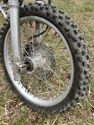 2005 Honda Crf150f Front Wheel And Tire