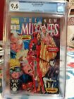 New Mutants #98 CGC 9.6 Wht Pages 1st app.Deadpool.Priority Shipping!