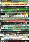 CHILDRENS KIDS FAMILY LOT OF 50 DVDs ASSORTED MOVIE TITLES FREE SHIPPING