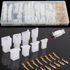 2 3 4 6 Pin Plug Housing Wire Connector Set Electrical Terminal Plug Pin Header