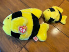 Bubbles Beanie Baby And Beanie Buddy Set