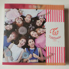 TWICE 3rd Mini Album Twicecoaster Lane 1 Korea Press CD 2 Photocard + 2 Postcard