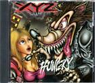 XYZ - Hungry - CD 1991 Capitol Records - Terry Ilous / Pat Fontaine