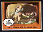 Paul Hornung Cards, Rookie Card and Autographed Memorabilia Guide 14
