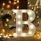 Letter B Lights26 Alphabet Light Up Marquee Letters Sign Battery Powered
