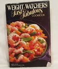 Vintage 1983 Weight Watchers Fast and Fabulous Hardcover Cookbook Book Club