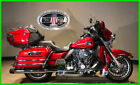 2012 Harley-Davidson Touring Electra Glide® Ultra Classic® 2012 Harley-Davidson FLHTCU Electra Glide Ultra Classic Ember Red Sunglo