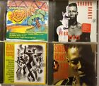 Shabba Ranks & Raggae Compilation - 4 CD Lot - As Raw As Ever & X-Tra Naked