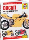 Haynes 3756 Repair Manual 748 Biposto/SP/SPS/748/748S/916 Strada/Biposto/Sen