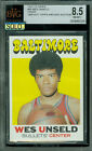 1971-72 TOPPS LOA # 95 WES UNSELD PROOF BGS 8.5 MAC SOLO FINEST GRADE *
