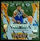 2019-20 Panini Prizm Draft Picks Basketball Hobby Box Factory Sealed