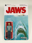 Funko Reaction Jaws Hopper Action Figure MOC nice!