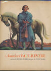 Paul Revere Lynd Ward Illustrated 1946 First Edition + Dust Jacket Esther Forbes