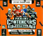 2019 CONTENDERS FOOTBALL FACTORY SEALED HOBBY BOX