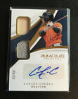 2018 Panini Immaculate Collection Baseball Cards 16